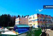 Новый детский сад в пос.Горки-10