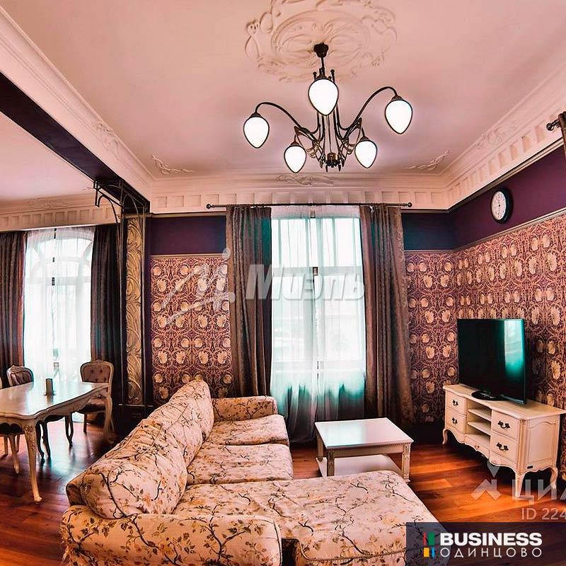 самая дорогая квартира в Одинцово