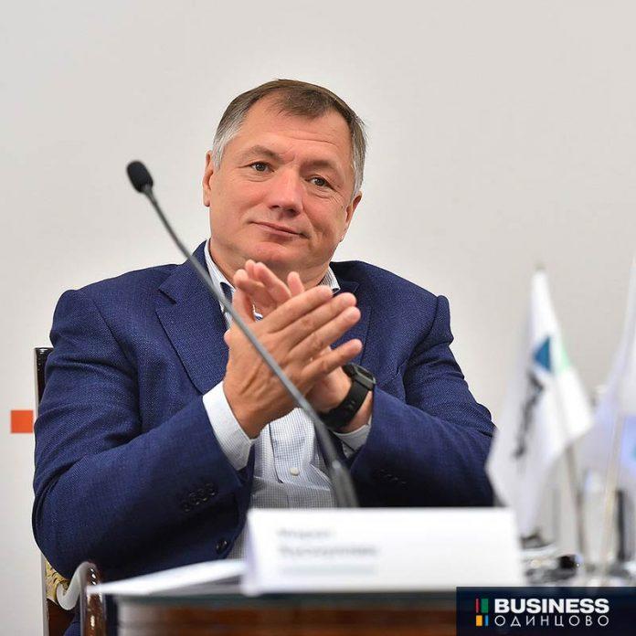 Марат Хуснуллин - заместитель мэра Москвы по вопросам градостроительной политики и строительства