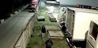 Кража запчастей в Голицыно