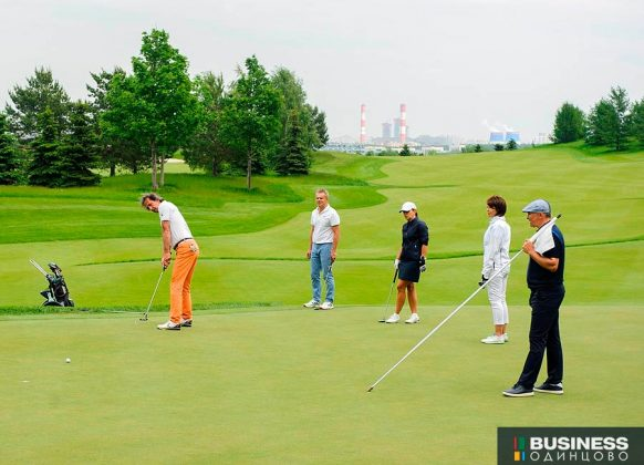 Гольф-клуб Сколково - открытие летнего сезона 2019 / фото: пресс-служба гольф-клуба