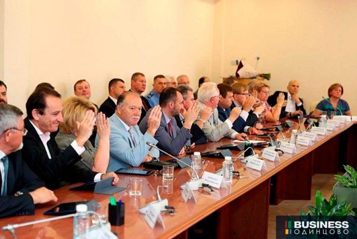 Избрание главы Одинцовского округа