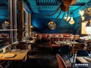 Ресторан Глубина 11022 на Можайском ш. в Одинцово