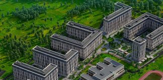 ЖК Stellar City в Сколково