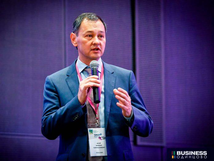 Директор Фонда Международного медицинского кластера Михаил Югай