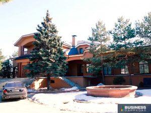 Дом Киркорова на Рублёвке