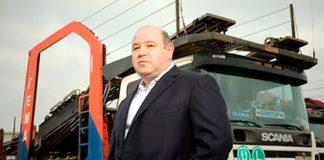 совладелец транспортной группы «Гема» Александр Геллер
