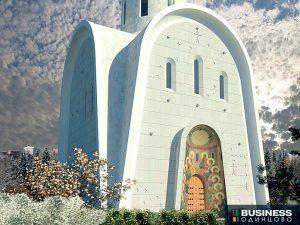 проект храма священномученика Игнатия Богоносца