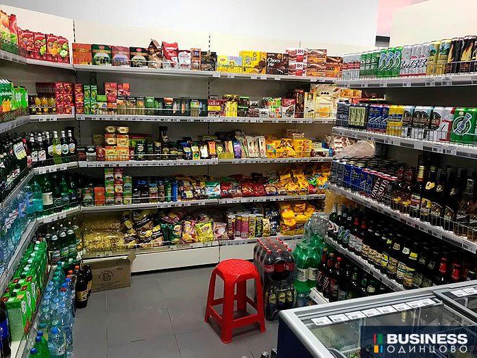Продаётся бизнес: продуктовый магазин в Одинцово-1