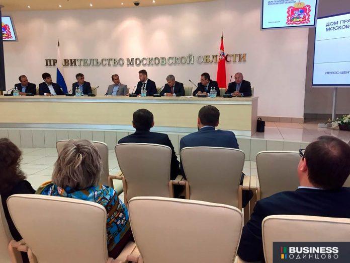 Разин Андрей Викторович Министр сельского хозяйства и продовольствия Московской области
