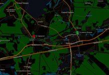 Перекрытие переезда на 67 километре перегона «Кубинка 1-Тучково»