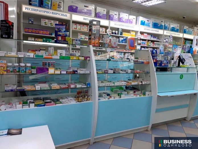 Аптека на станции Одинцово