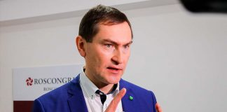 Первый зампред правления Сбербанка Александр Ведяхин