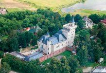 Дом Пугачевой и Галкина в деревне Грязь Одинцовского района