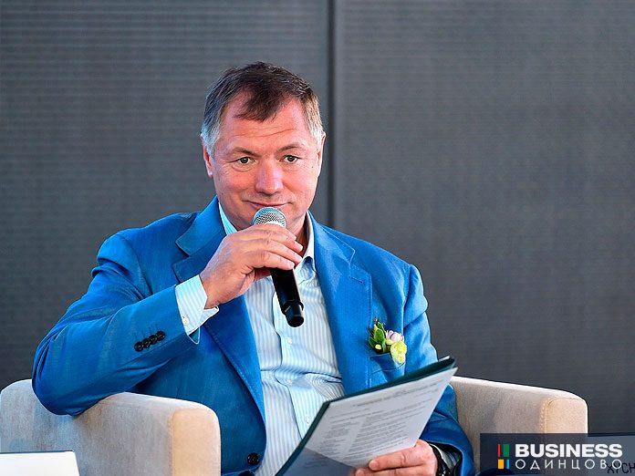 заместитель мэра Москвы по градостроительной политике и строительству Марат Хуснуллин