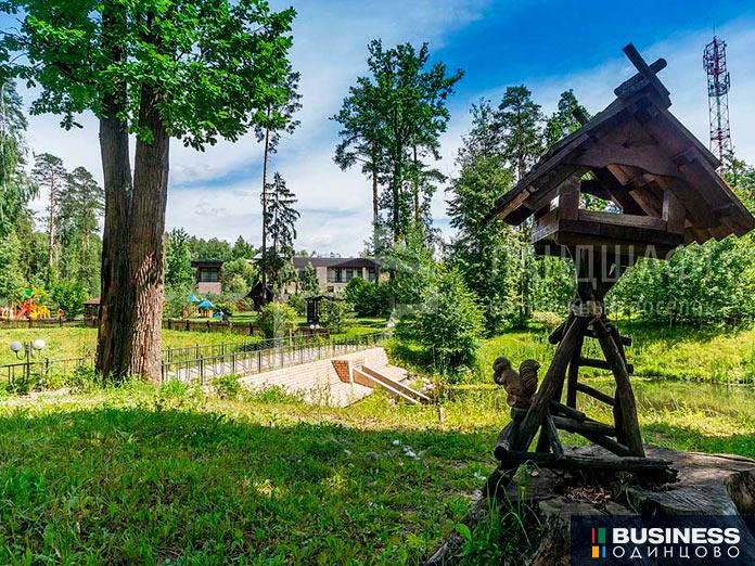 Коттеджный поселок «Ландшафт» в Одинцово