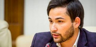 Региональный координатор партийного проекта «Народный контроль» Шерзод Атаев