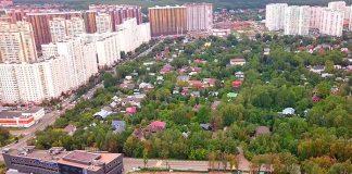 """Торговый центр """"Трёхгорка"""" в Трёхгорке (Одинцово)"""