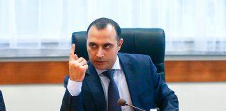 начальник Главного управления государственного строительного надзора Московской области Артур Гарибян