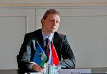 Глава Одинцовского округа Андрей Иванов