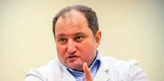 главный врач Одинцовской Центральной районной больницы Игорь Колтунов