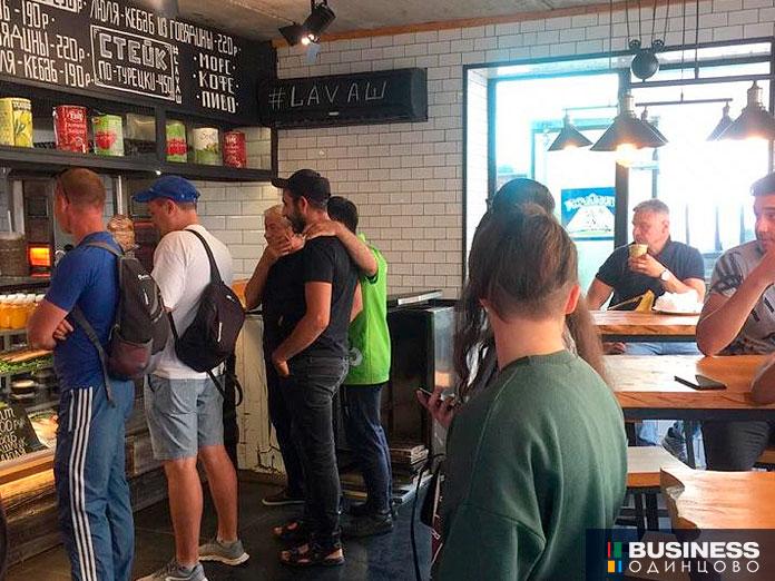 Продается кафе в Одинцово
