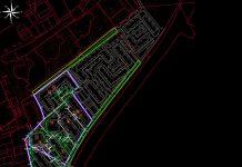 Проект межевания территории 3 мкр. района Восточный в Звенигороде