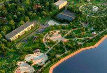 обустройство «Парка героев Отечественной войны 1812 года»