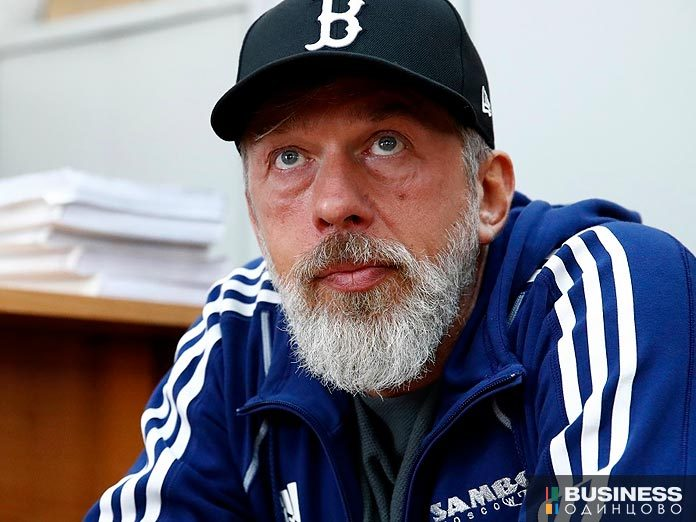 Владелец сети ресторанов «Корчма «Тарас Бульба» Юрий Белойван