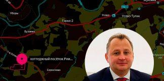 Игорь Чечиков - топ-менеджера предприятия «Вертолеты России»