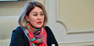 Министр жилищной политики Московской области Федотова Инна Аркадьевна