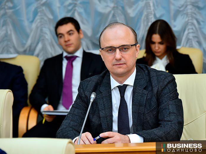 Председатель Комитета по архитектуре и градостроительству Московской области Владислав Гордиенко