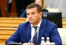 Владимир Локтев - Министр строительного комплекса Московской области