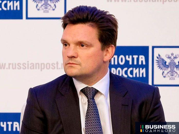 Генеральный директор АО «Почта России» Николай Подгузов