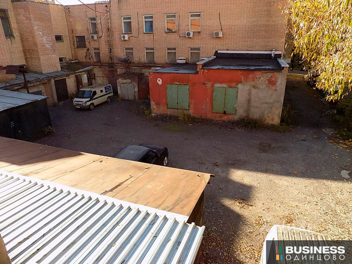 """Продаётся здание (часть """"Маринки"""") на ул.Маршала Жукова в Одинцово"""