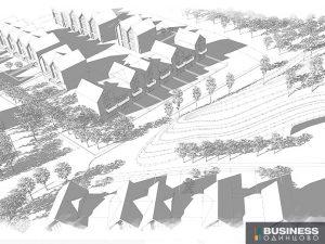 Архитектурно-градостроительная концепции развития территории ОАО «Московский конный завод №1»