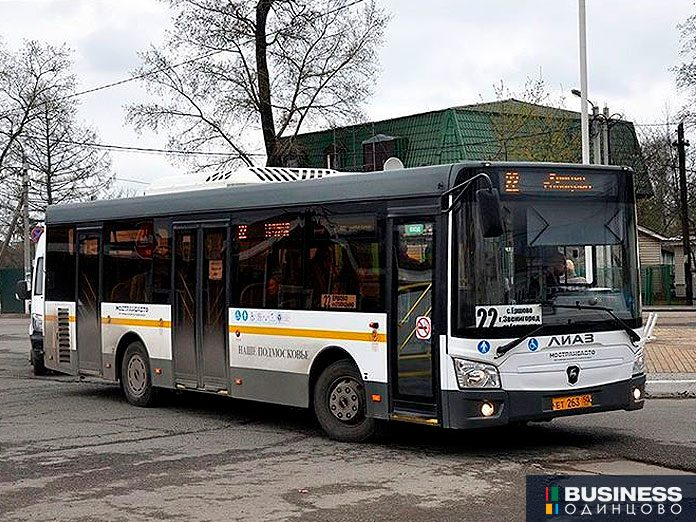 Автобусные маршруты в Одинцово