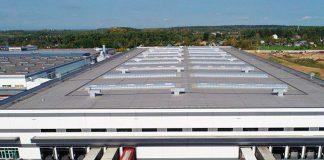 Производственно-складской комплекс LG на Минском шоссе