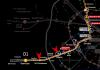 Новые названия станций МЦД-1