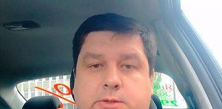 Олег Субботин - автор петиции к Яндекс.Такси