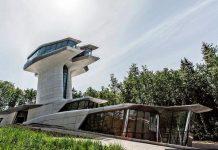 Особняк миллиардераВладислава Доронина, построенный в качестве свадебного подарка супермоделиНаоми Кэмпбелл