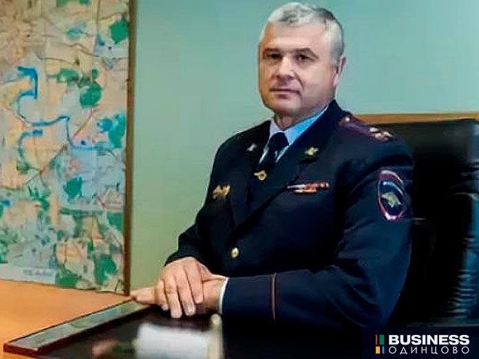 Юрий Дроганов - новый начальник ГИБДД Москвы
