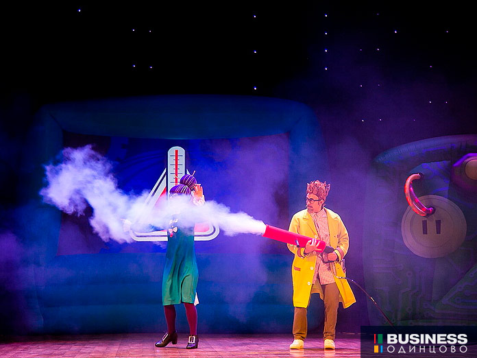 Фикси-шоу «Операция Новый Год» в «Барвиха Luxury Village»