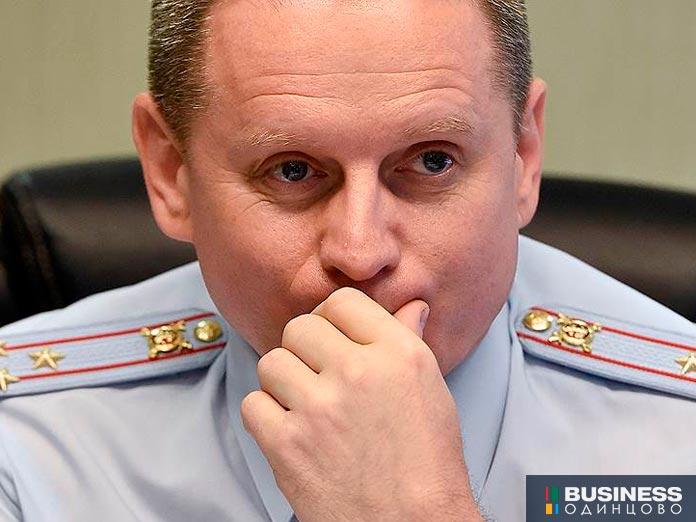 Виктор Коваленко - уволенный начальник ГИБДД Москвы