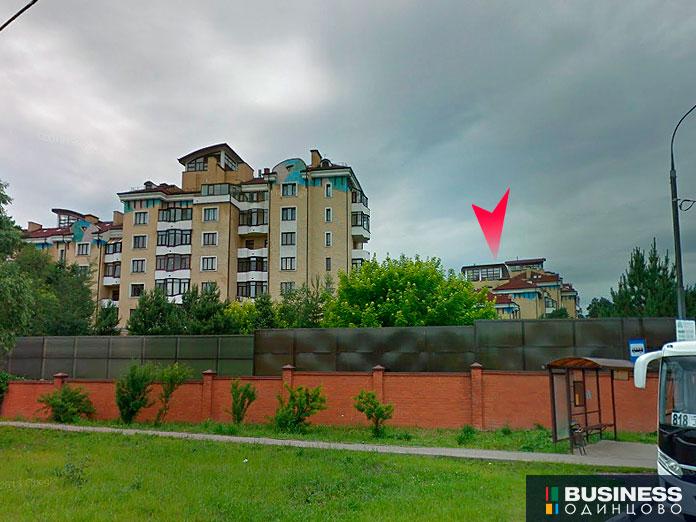 Дом в котором находится квартира Тельмана Исмаилова
