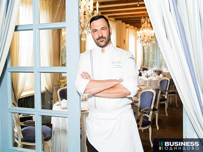 La Colline - ресторан Жерома Кустийаса