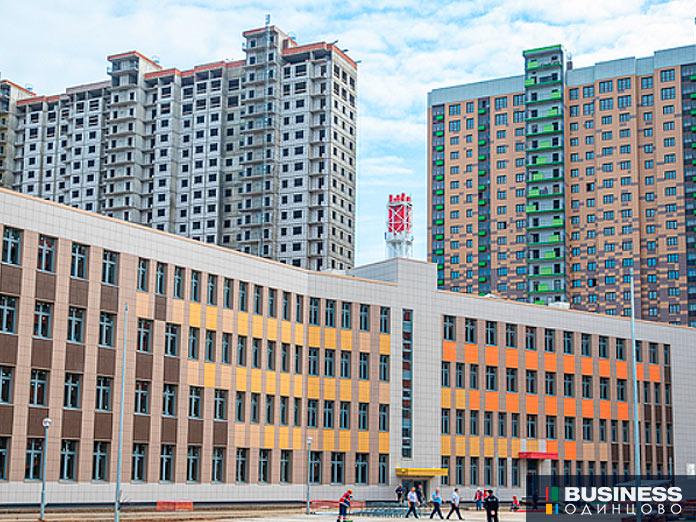 Школа в ЖК Сколковский