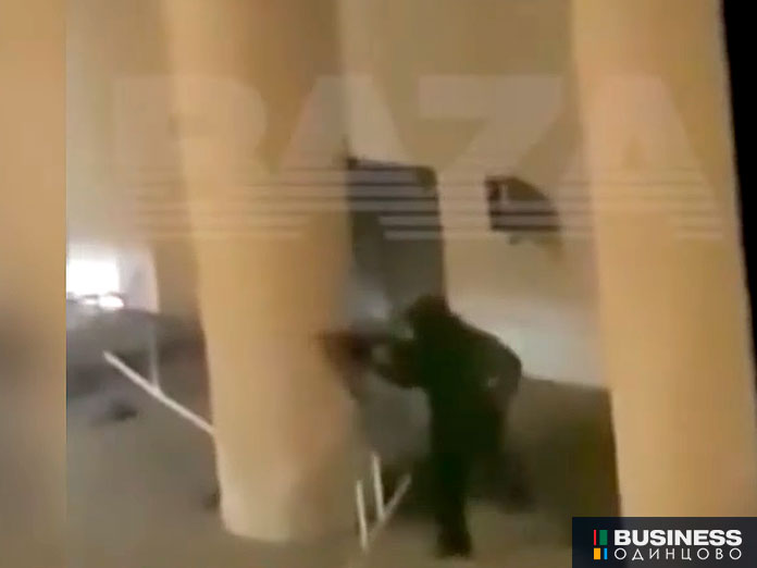 Теракт на Лубянке 19 декабря 2019 г.