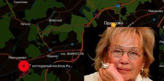Режиссёра Галину Волчек увезли в реанимацию из её дома в Одинцово