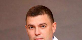 Андрей Фадеев - главный врач Одинцовской областной больницы